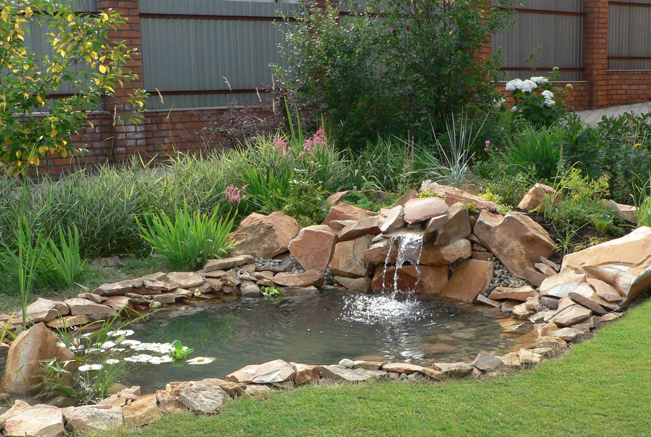 Как построить водоем на участке - Технология строительства различных водных сооружений.