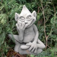 Садовая скульптура.1