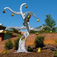 Садовая скульптура.5