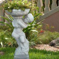 Садовая скульптура.4