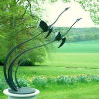 Садовая скульптура.2