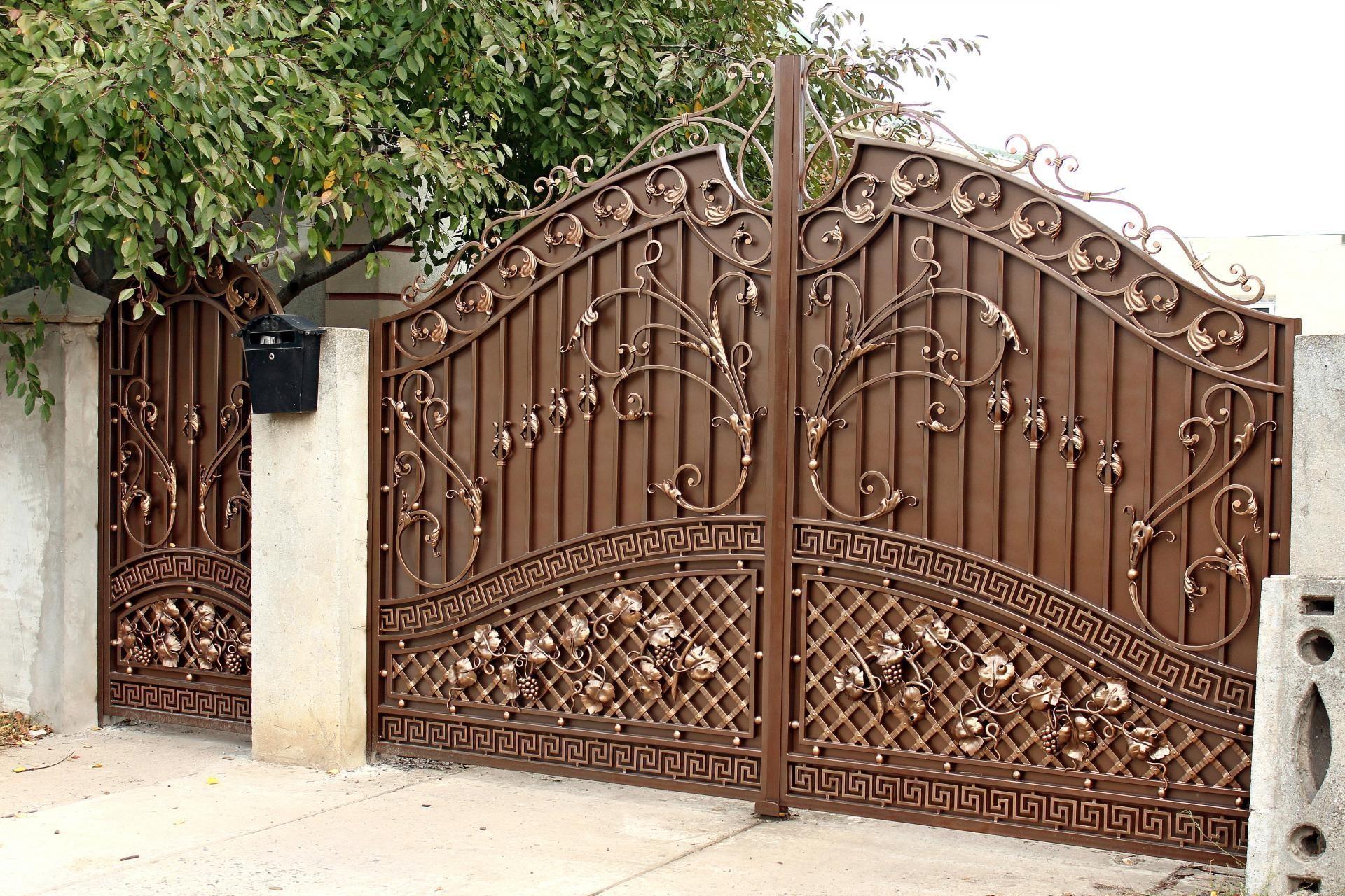 Выбираем ворота