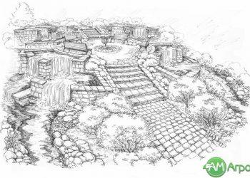 Ландшафтное проектирование 11