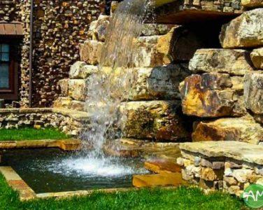 Декоративные водоемы и пруды 2