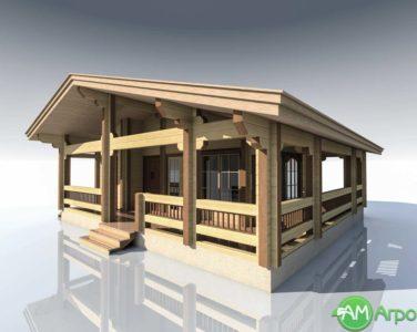 Малые архитектурные формы (беседки, барбекю, мостики и перголы)