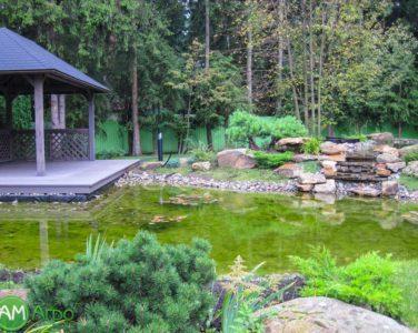 Декоративные водоемы и пруды 1