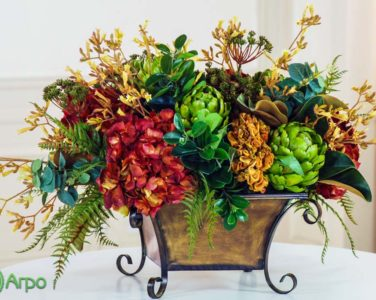 Зимние сады, внутреннее озеленение и фитодизайн