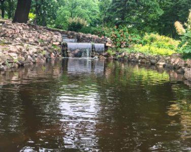 Декоративные водоемы и пруды