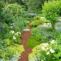 Экостиль (natur garden) в ландшафтном дизайне 3