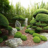 Японский стиль в ландшафтном дизайне 4