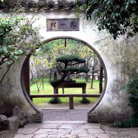 Китайский стиль в ландшафтном дизайне 2