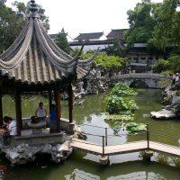 Китайский стиль в ландшафтном дизайне 4