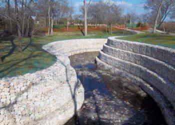 Modular-Gabion-Systems-Park-Water-Run-Off